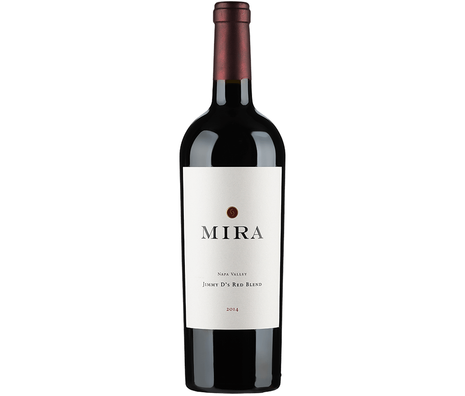 MIRA Jimmy D's Red Blend 2014