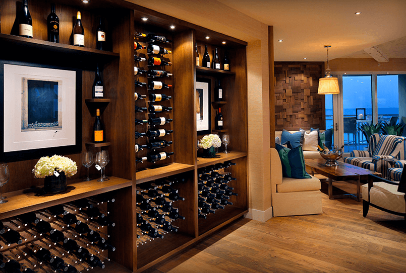 Kitchen Wine Bar Ideas